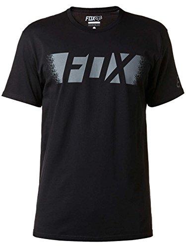 Fox T-Shirt Pragmatic Schwarz Schwarz