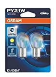 Osram 7507LDA-02B DIADEM PY21W Signallampe im Doppelblister