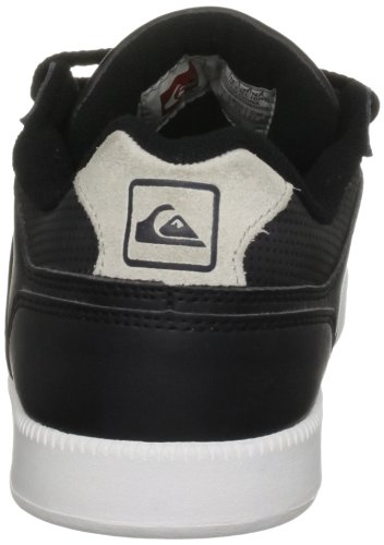 Quiksilver Area 3 Slim KMMSL012, Baskets mode homme Noir-TR-K1-34