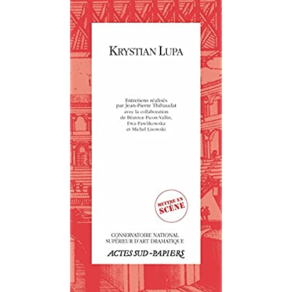 Krystian Lupa (Papier)