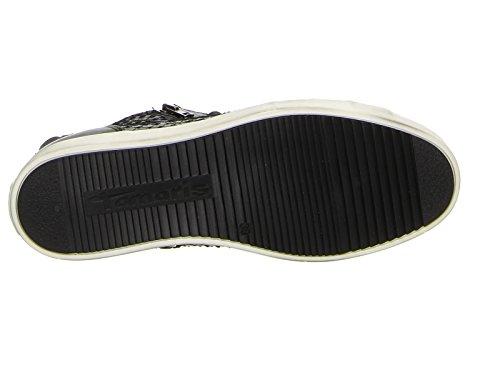 Tamaris 1-1-25205-28/017, Bottes pour Femme BLACK LEA STR.