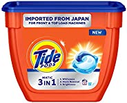 Tide Matic 3in1 PODs Liquid Detergent Pack 32 Count for Both Front Load and Top Load Washing Machines