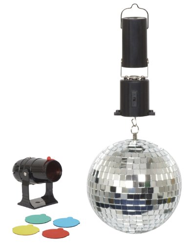 Cheetah 6 'Mirror Ball Party Set