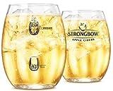 STRONGBOW CIDER Gläser Set mit 6 Stück 0,3 Liter