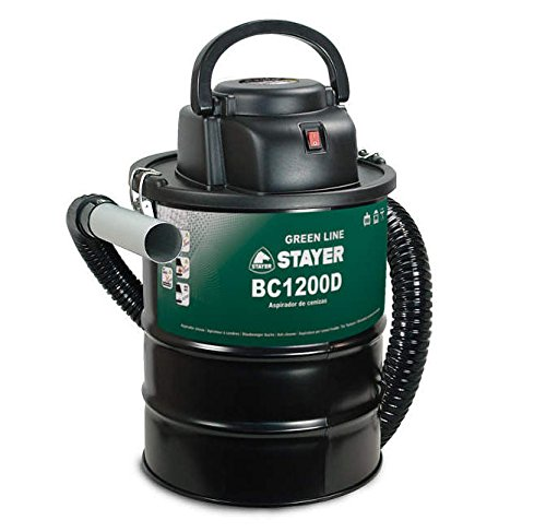 Stayer - Aspirador de cenizas 1200W BC1200B