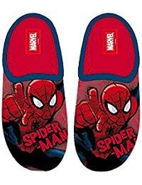 Spiderman - Zapatillas de estar por casa de Material Sintético para niño rojo rojo