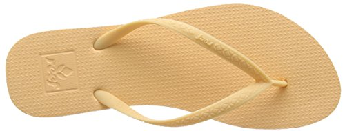 Reef Escape, Tongs Femme Orange (Peach)