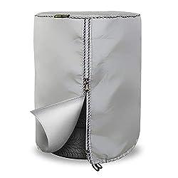 Mr.You Tire Storage Covers&Tyre Storage Bag Large TireHide Seasonal Tire Outdoor Tire Covers Waterproof Dust-Proof Diameter 33