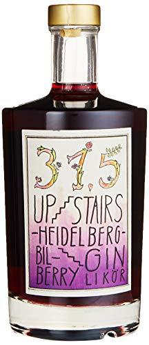 315 Upstairs Heidelberg Bilberry Gin Likör