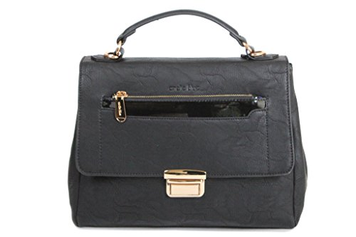 Borsa Andie SADOR A8164 Blue collection Nero (nero)
