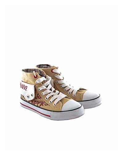 Murphy&Nye Jungen Sneaker Beige Beige, Beige - Beige - Größe: 31