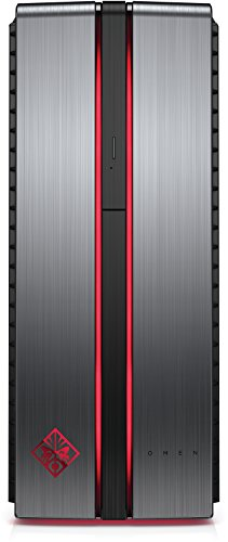 OMEN-by-HP-870-155ng-Gaming-Desktop-PC-Intel-Core-i7-6700-16GB-RAM-NVIDIA-GeForce-GTX-1070-Windows-10-Home-64-Metall-Optik