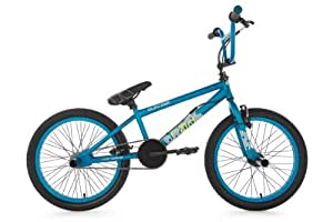 BMX Freestyle 20'' O-Cast bleu