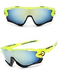 zolimx Las Nuevas Gafas de Sol de la Lente UV400 Que Completan un Ciclo Los Vidrios