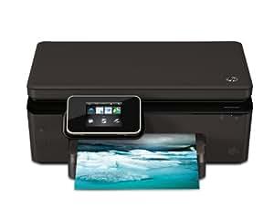 HP Photosmart 6520 Imprimante jet d'encre multifonction couleur 12 ppm Noir