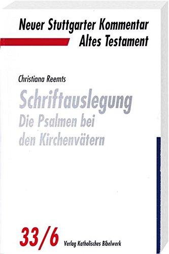 Neuer Stuttgarter Kommentar, Altes Testament, Bd.33/6, Schriftauslegung (NSK-AT)
