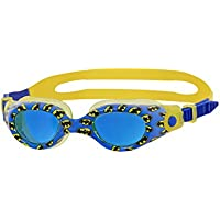 Zoggs Kids' DC Super Heroes Printed Swimming Goggles, 0-6 Years