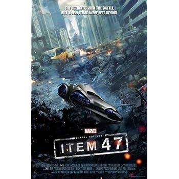 Marvel One Shot Item 47 Us Movie Wall Poster Print 30cm X 43cm