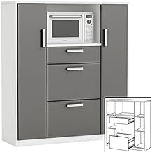 Suchergebnis auf Amazon.de für: vorratsschrank küche | {Vorratsschrank küche weiß 24}