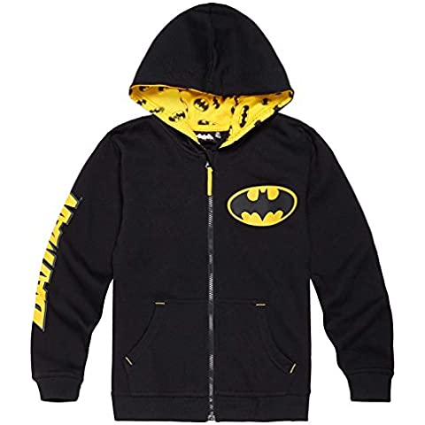 Batman Chicos Chaqueta sudadera 2016 Collection - Negro