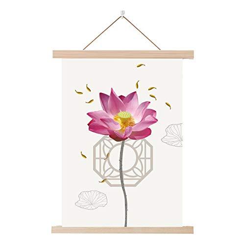 Pittura Cinese in Legno massello mobili mobili Camera da Letto Soggiorno Pittura Decorativa N 50x70cm