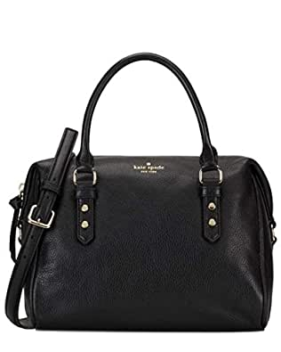 41c0da004b ... Kate Spade New York Julianne Mulberry Street Pebbled Leather Shoulder  Bag Handbag