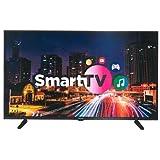 MAGNA - Televisión LED de 40 Pulgadas Smart TV LEDSERIES40, TFT LCD LED 40',WiFi, Full HD, TDT HD...