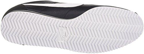 Nike Classic Cortez Nylon, Scarpe da Ginnastica Basse Donna Nero (Black/white-black 007)
