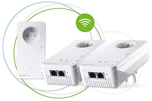 devolo Magic 2 WiFi: Multiroom Kit CPL le plus rapide au monde pour un WiFi ac dans toute la...