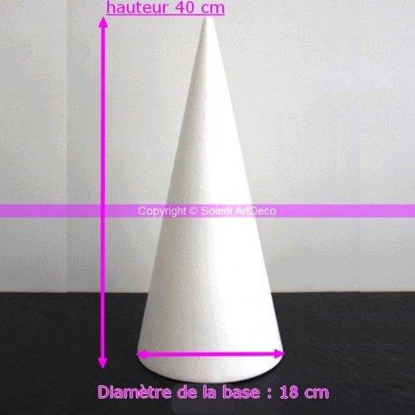 cone-en-polystyrene-em-hauteur-40-cm-presentoir-a-macarons-diametre-de-base-18-cm-styro-haute-densit
