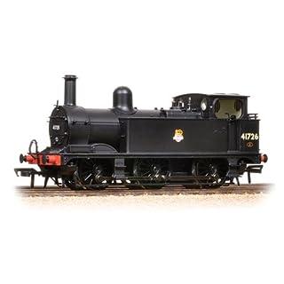 Bachmann 31-435 Midland Class 1F 41726 BR Black Early Emblem