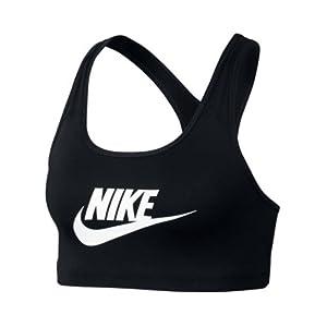 Desconocido Nike Swoosh Futura Bra Sujetador de Deporte Mujer