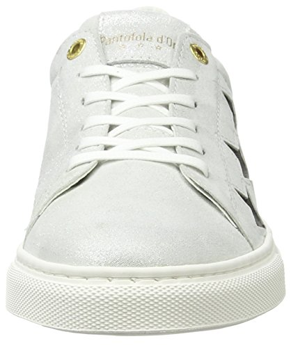 Pantofola d'Oro Anna Donne Low, Sneaker Basse Donna Bianco (Bright White)