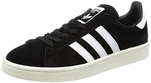 adidas Originals Campus, Core Black-FTWR White-Chalk White