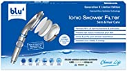 Ionic Shower Filter (Generation X - Limited Edition) Natural Immune System Booster, Rejuvenate Your Hair &