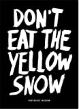 Dont Eat the Yellow Snow: Pop Music Wisdom