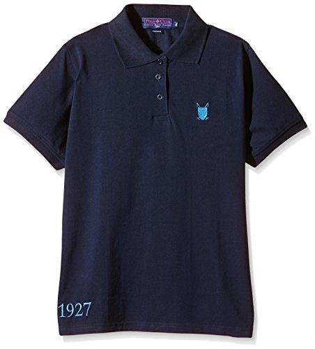 Polo Club - Polo Femme Bleu
