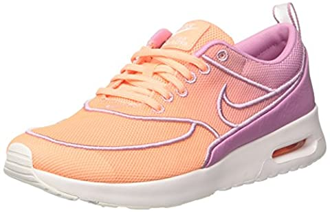 Nike Damen Wmns Air Max Thea Ultra Si Trainer, Mehrfarbig (Sunset Glow/Sunset Glow/Orchid/White), 38 EU