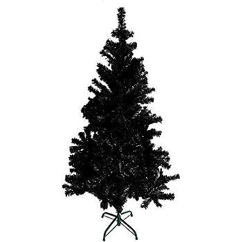 Künstlicher Weihnachtsbaum XXL 500 Spitzen 180 cm schwarz ...