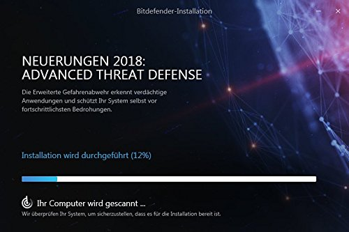 Bitdefender Total Security Multi Device 2018 – 10 Geräte | 1 Jahr / 365 Tage (MAC, Windows, Android & iOS) - Aktivierungscode - 7