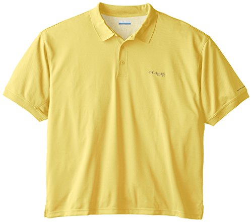 Columbia Herren perfekt Guss Polo Shirt, Herren, Perfect Cast Polo, Sunlit, 3X