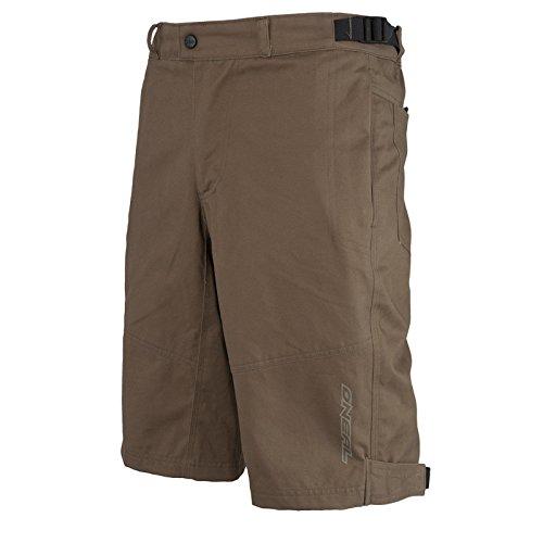 Preisvergleich Produktbild O'Neal All Mountain Cargo Short Olivgrün Militär Fahrrad Freizeit Sport Shorts, 0175-2, Größe 38/54