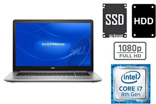 Dell INSPIRON 15 5570 - CORE i7-8550U - 32GB DDR4-RAM - 2000GB SSD + 2TB HDD - Windows 10 - 36cm (15.6