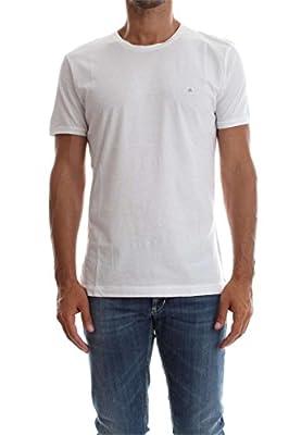Calvin Klein Jeans Men's Bron Cn Tee S/S Short Sleeve T-Shirt
