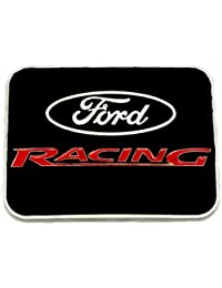Ford Racing Belt Buckle Officially Licensed Product Black & Red
