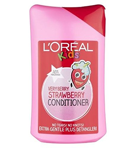 L 'Oreal Kids Very Berry Strawberry Conditioner 250ml