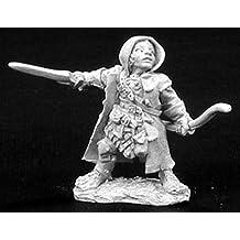 Dark Heaven: Woody Stumpwimple, Halfling Ranger