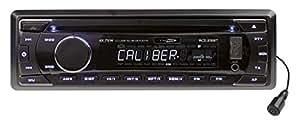 Caliber RCD231BT Autoradios Bluetooth, En Façade