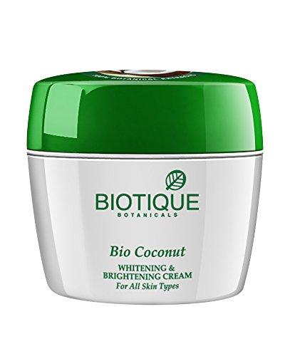 Bio Coconut Whitening and Brightning Cream, 175g