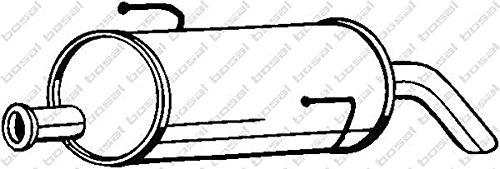 Preisvergleich Produktbild Preishammer Endschalldämpfer Dämpfer, Abgasanlage